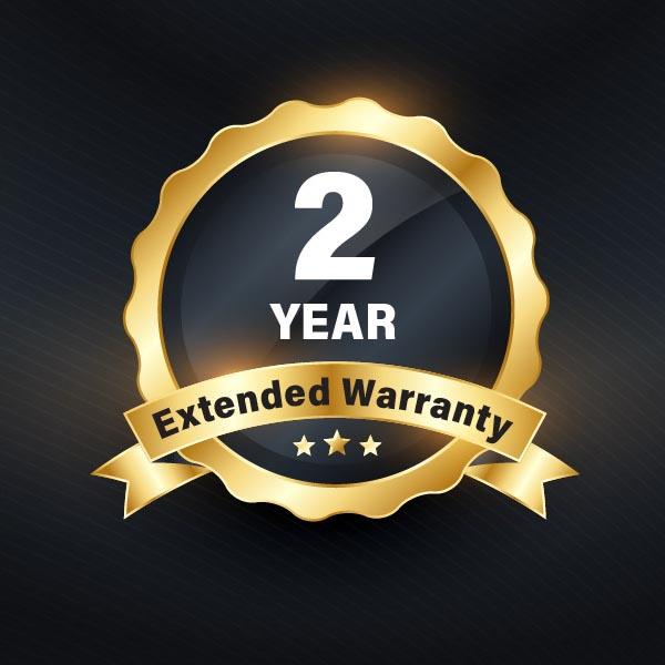 2yr warranty